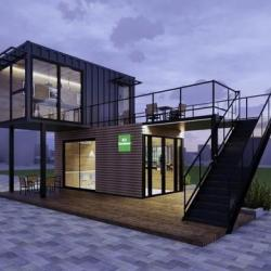 上海互集:集装箱建筑高端定制设计团队
