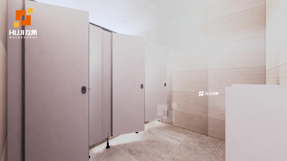 集装箱厕所B款个性化-HUJI互集
