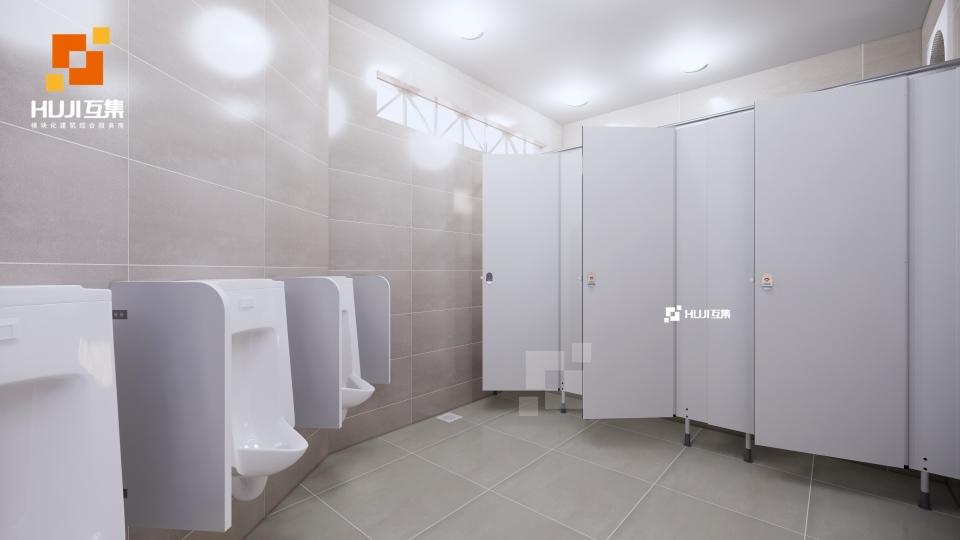 集装箱厕所D款个性化-HUJI互集