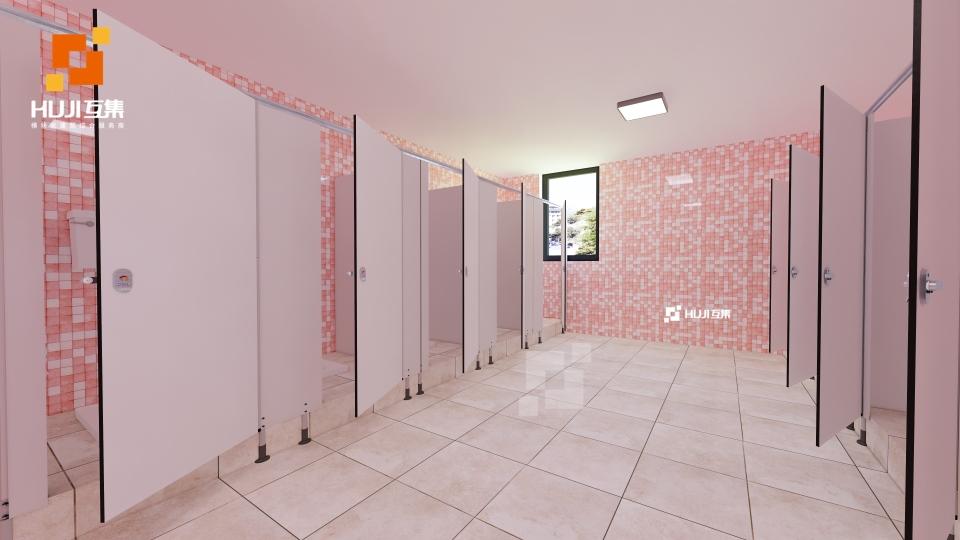 集装箱厕所H款工业风-HUJI互集