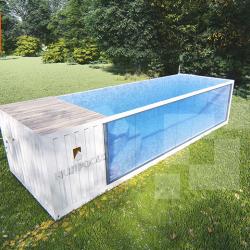 集装箱泳池HUJIPOOL(B款)
