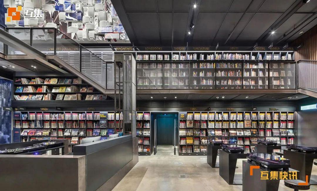 高颜值集装箱图书馆,即便会员也要限次数-HUJI互集