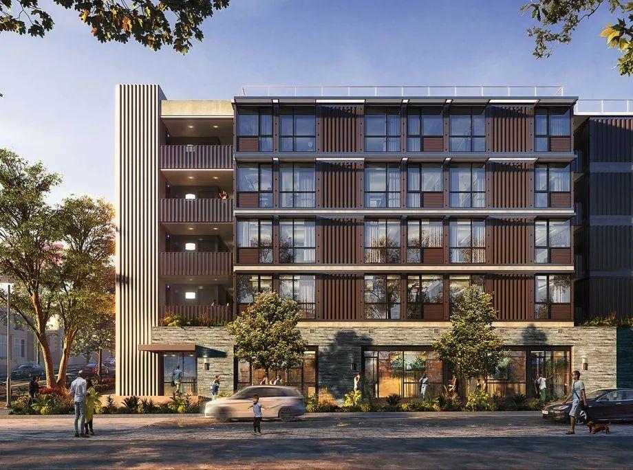 模块化建筑可能是洛杉矶无家可归危机的解决方案-HUJI互集