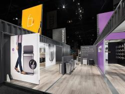 最新!集装箱商店展厅,空间设计美感·25款