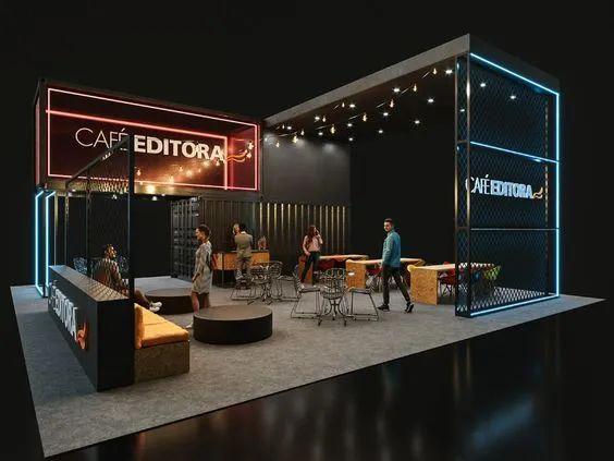 最新!集装箱展厅,空间设计美感·25款-HUJI互集