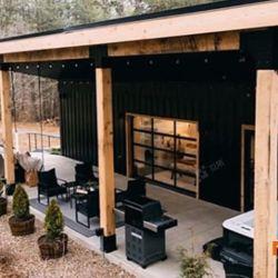 互集百合宿-一个舒适的集装箱度假屋