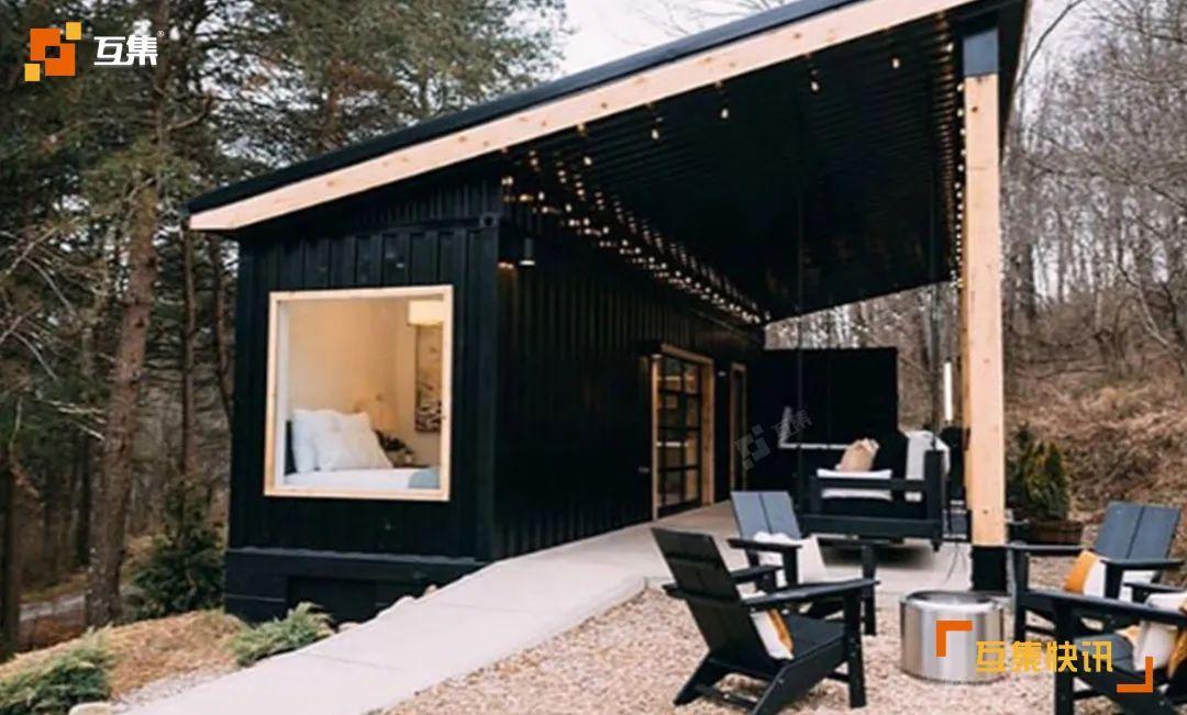 百合宿-一个舒适的集装箱度假屋-HUJI互集